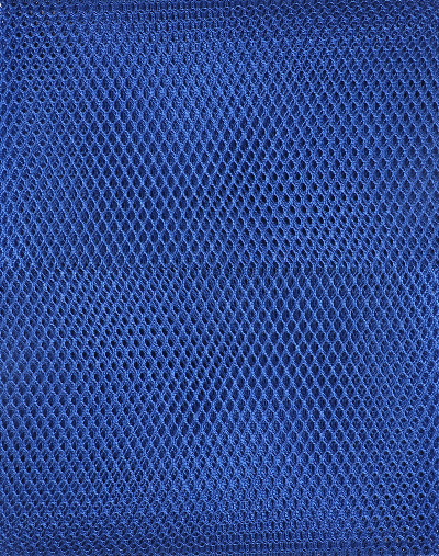 Mesh Fabric Blastoff Blue 18in x 54in (45cm x 137cm) Pack