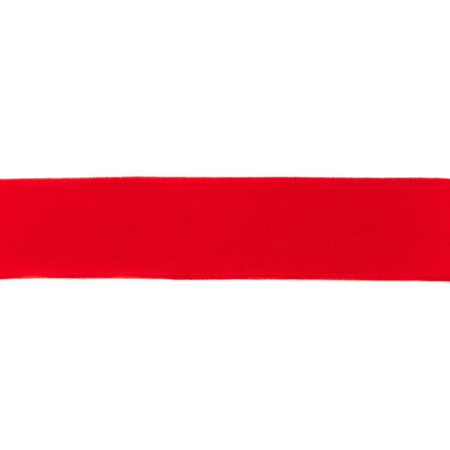 Red Elastic - 40mm X 25m