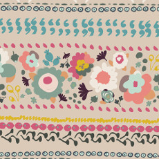 Indie Boheme Boho Quest Day - Art Gallery Fabric 44in/45in Per Metre