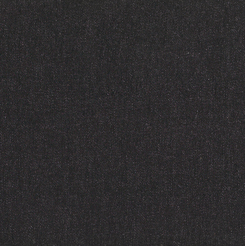 Springfield Black Stretch Denim Fabric