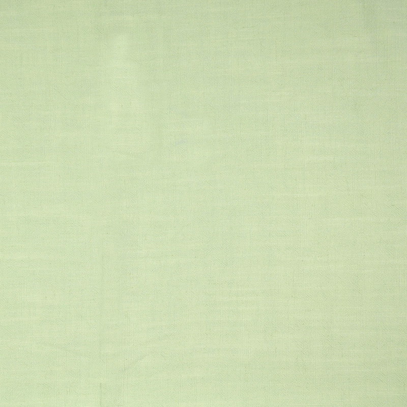 Bray Mint Green Viscose Linen Slub Fabric