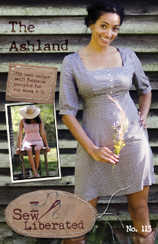Ashland Dress Pattern - Sew Liberated