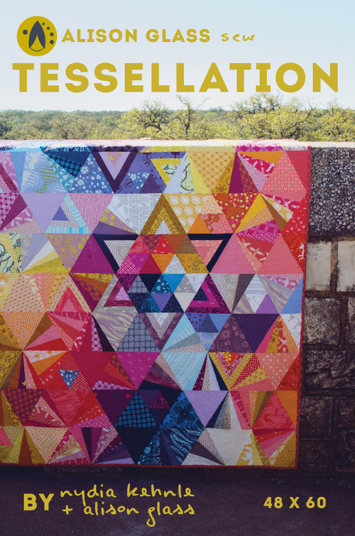 Tessellation Quilt - Alison Glass Patterns
