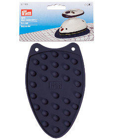 Prym Mini Iron Rest Silicone Dark Violet 10cm x 15cm