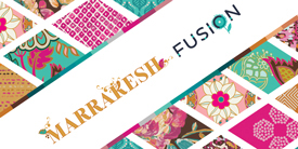Marrakesh Fusion Art Gallery Fabrics Sample Pack