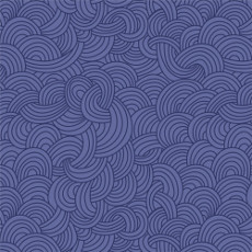Underwater Tidal Nightfall - Cloud 9 Quilters Weight Fabric 44in/45in Per Metre