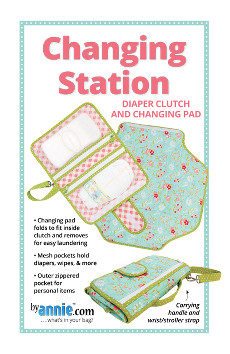 Changing Station Clutch Pattern By Annie