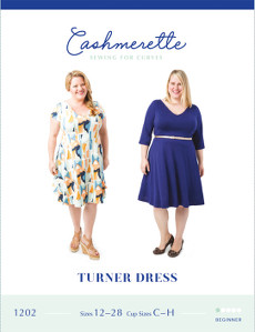 Turner Dress Pattern - Cashmerette Patterns