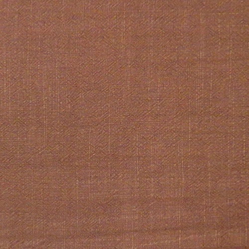 Chocolate Viscose Linen Slub Fabric