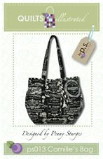 Camilles Bag Pattern By Quilts Illustrated