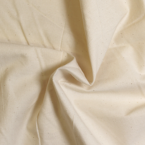 Unfinished Calico 122cm (48in) White