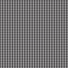 Checks Please Small Plaids Black - Cloud 9 Yarn Dyed Broadcloth Fabric 44in/45in Per Metre