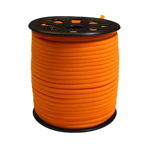 Orange Narrow Banded Elastic - 4mm x 92m