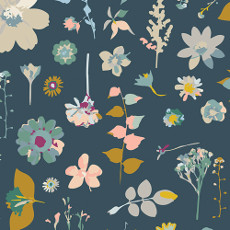 Garden Dreamer Moment In Time Dim - Art Gallery Fabric 44in/45in Per Metre
