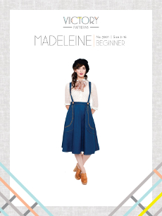 Madeleine Pattern - Victory Patterns
