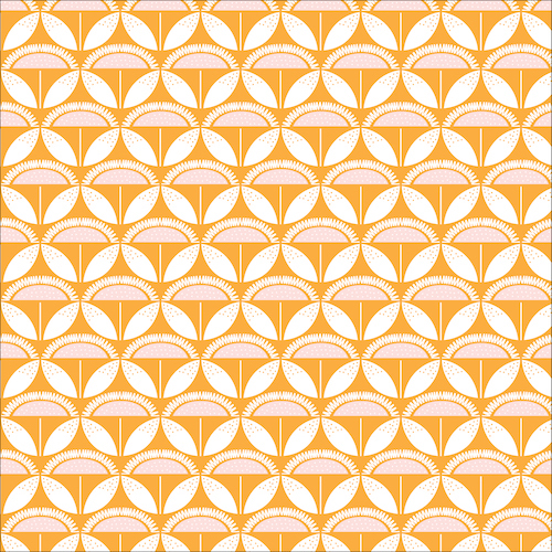 Sunpatch From Good Vibrations Quilters Cotton By Elizabeth Olwen