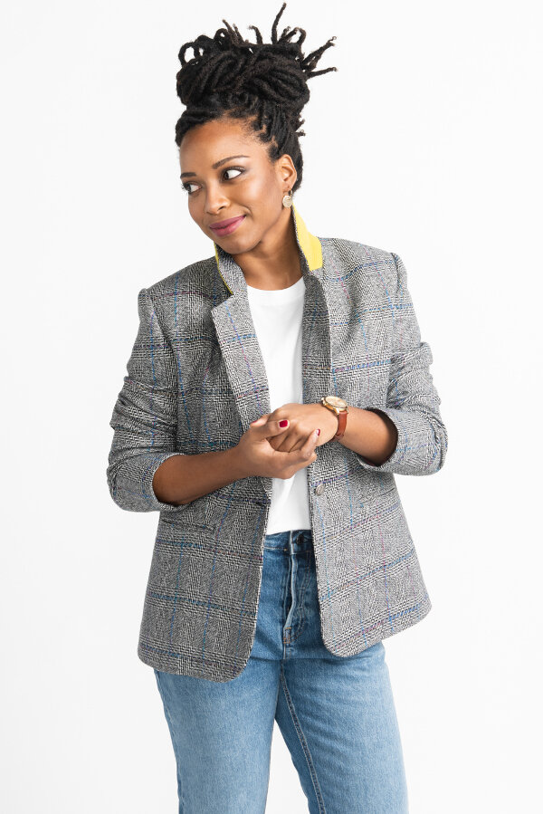 Jasika Blazer Pattern By Closet Case Files