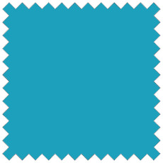 Turquoise - Pearl Cotton Solids - 100% Cotton 60in / 150cm Per Metre