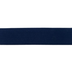 Dark Blue Elastic - 40mm X 25m