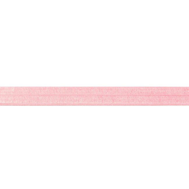 Rose Foldover Elastic - 16mm X 25m