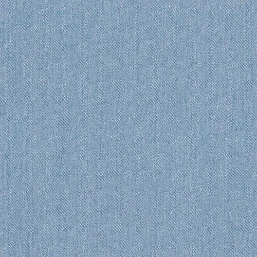 Mid Blue Denim Fabric