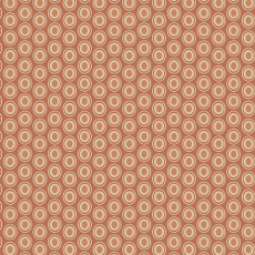 Salted Caramel Oval Elements - Art Gallery Fabric 44in/45in Per Metre
