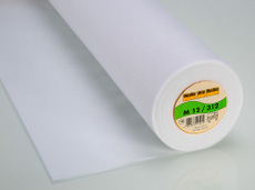 Vlieseline Interfacing Medium Weight Sew In White 90cm X 25 Metre