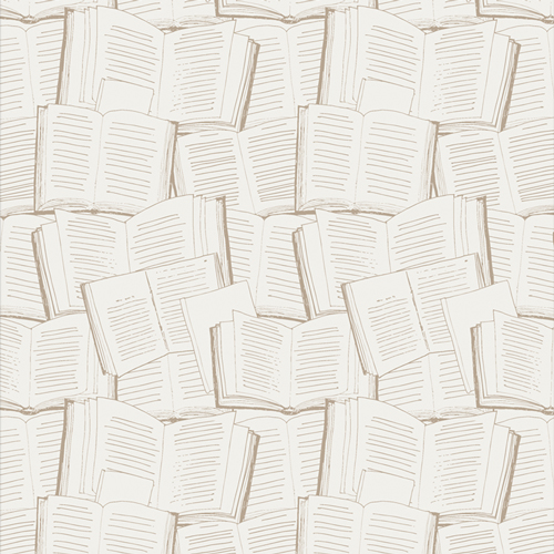 Page Turner from Bookish by Sharon Holland in Cotton for AGF