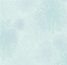 Floral Elements Icy Blue - Art Gallery Fabric 44in/45in Per Metre