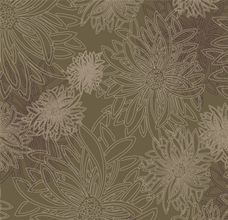 Floral Elements Green Wood - Art Gallery Fabric 44in/45in Per Metre
