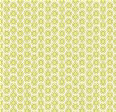 Oval Elements Key Lime - Art Gallery Fabric 44in/45in Per Metre