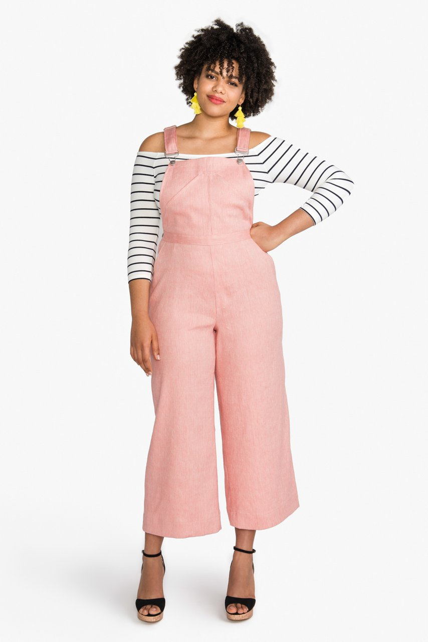 Jenny Trousers and Overall Pattern - Closet Case Files Pattern