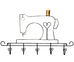 22in Sewing Machine Accessory Holder