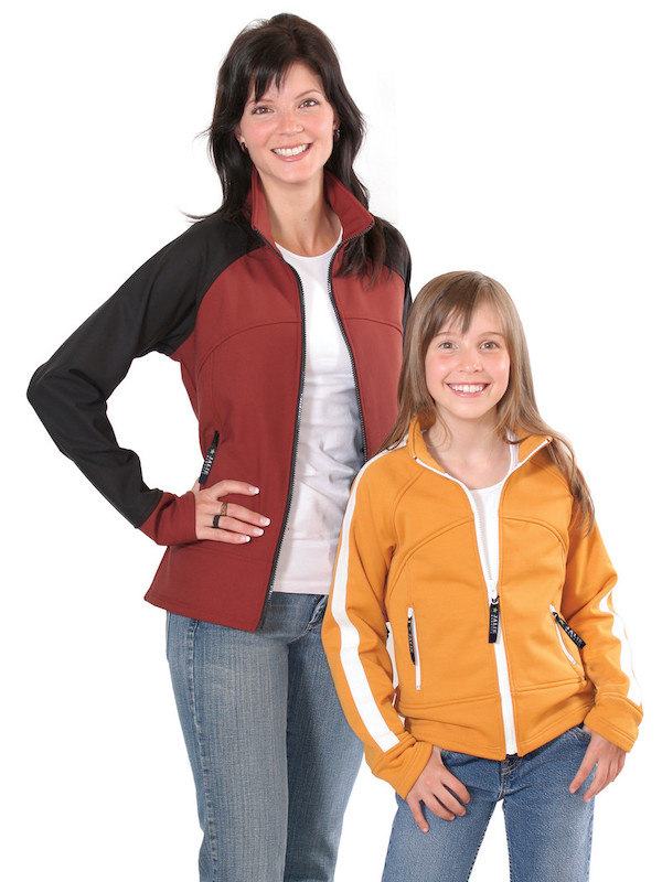 Softshell Jacket Pattern by Jalie