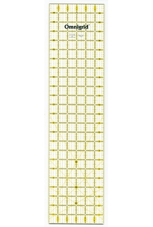 Omnigrid Ruler - 6in X 24in