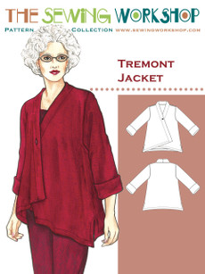 Tremont Jacket Pattern - Sewing Workshop Pattern