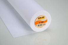 Vlieseline Flexible Fusible Interfacing White 90cm X 25m