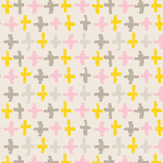 Wonderful Things Joy Crossroads Pastel - Art Gallery Fabric 44in/45in Per Metre
