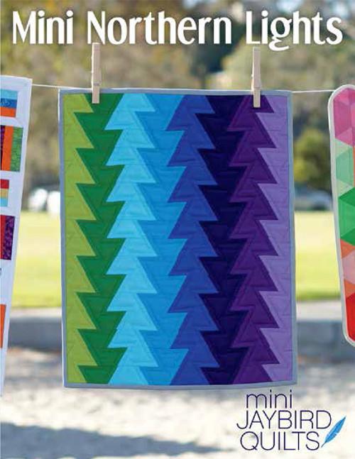 Mini Northern Lights Jaybird Quilts Patterns Wholesale By Hantex