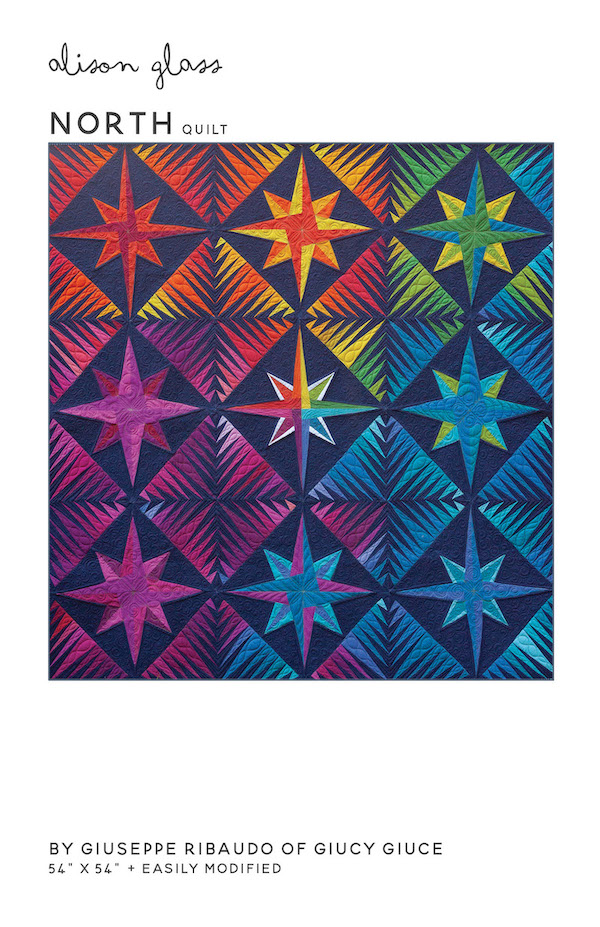 North Quilt Pattern By Alison Glass
