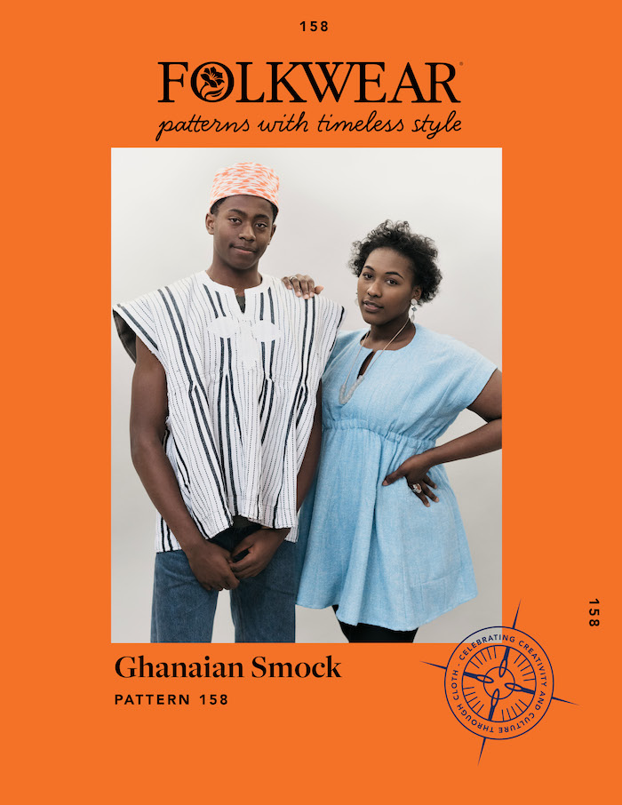 Ghanaian Smock Top & Dress by Folkwear