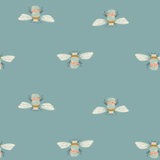 Garden Dreamer Bumble Buzz - Art Gallery Fabric 44in/45in Per Metre