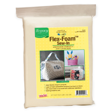 Legacy Flex-foam Flexible Foam Stabiliser Sew In Pack - 152cm (60in) X 50cm (20in)
