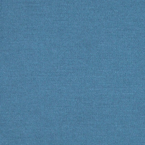 Korem Denim Blue Ponte Roma Fabric