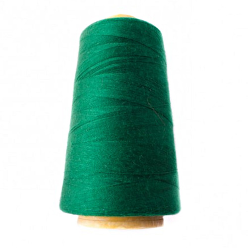 Hantex Overlocker Thread - Bottle Green - 100% Polyester 3000 Yrds (2700+m)