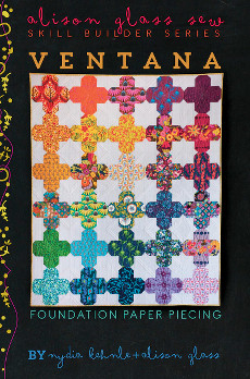 Ventana Quilt Pattern By Alison Glass