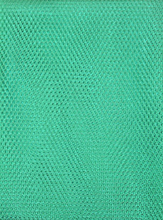 Mesh Fabric Turquoise 18in x 54in (45cm x 137cm) Pack
