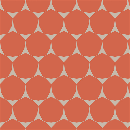 Decagon French Terry From Cloud9 Fabrics