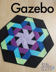 Gazebo Table Topper - Jaybird Quilts Patterns