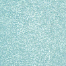 Santiago Duck Egg Blue Pearl Imitation Leather Fabric